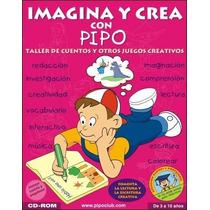 Imagina Y Crea Con Pipo 100% Original