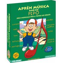 Aprende Musica Con Pipo 100% Original