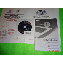 Disco Recuperacion Samsung Np-qx411 Dvd+manual Papel