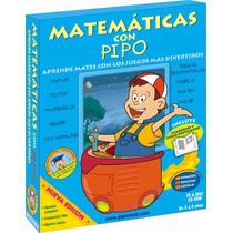 Matematicas Con Pipo 100% Original