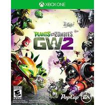 Plants Vs Zombies Jardín Warfare 2 - Xbox One
