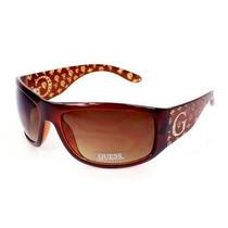 Gafas Guess Gafas De Sol Gu 6388 Brn-34 Acetato Marrón Grad