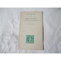 Libro Teoría Política Y Realidad Latinoamericana, Marcos Ka.