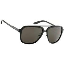 Lentes De Sol Carrera 97/s Gvbnr Shiny Black Gris Diseminado