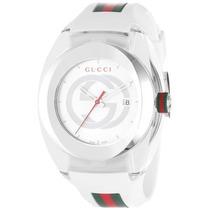 Reloj Para Hombre Gucci Ya137102 Original Vv4