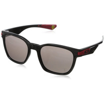Oakley Ferrari Garage Rock / Polished Black - Warm Grey