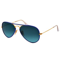Lentes Ray Ban Aviador Full Color Varios