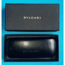 Bvlgari Estuche P/lentes C/caja Exterior , Bueno Hm4