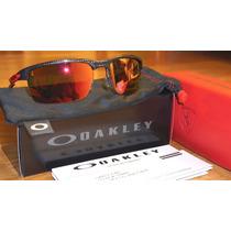 Oakley Edicion Especial Escuderia Ferrari Polarizado Carbono