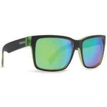 Gafas Von Zipper Elmore Gafas De Sol - Fruncido Crema / Qua
