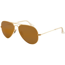 Lentes Solares Ray Ban Rb3025 001/51 Aviator Large Metal