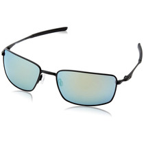 Oakley Square Wire Matte Back / Emerald Iridium Envío Gratis