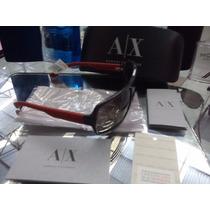 Lentes Armani Exchange Ax 810973 Unisex Originales Estuche Y