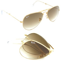 Ray Ban Classic Aviator Folding 3479 Plegable Gafas Gradient