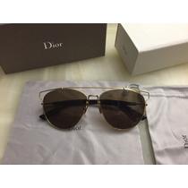 Lentes Christian Dior Technology Gold