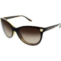 Gafas Versace Cateye Gafas De Sol Ve 4266 Marco Habana / Ma