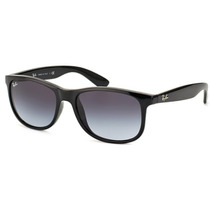 Lentes Ray Ban Rb 4202 Andy 601 8g Sniny Black Grey Gradient