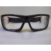 Lentes Graduables Miopia Goggles No Graduados Negros C Rojo