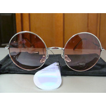 Lentes De Sol Retro Oceanic Lens Lennon Cafe Coral Lo Mas In