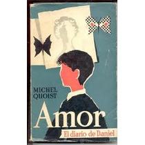 Libro Amor El Diario De Daniel, Michel Quoist.