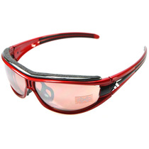 Hermosas Gafas Adidas Eyewear Evil Eye Pro Race Red Black