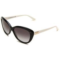 Gafas Kate Spade New York Angeliqs Cat-eye Sunglasses Negro