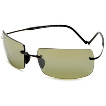 Gafas Maui Jim Mil Peaks Gafas De Sol Polarizadas - Azul /