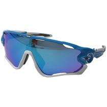 Oakley Jawbreaker Sky - Sapphire Iridium Oo9290-02