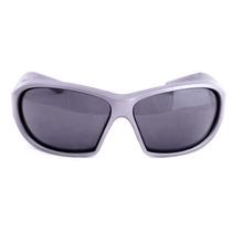 Lente Armazon Solar Nike 0522 Unisex Gris Devlyn