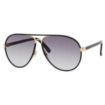 Gafas Gafas De Sol Gucci 2887 / S 0uza Negro 61mm Cuero