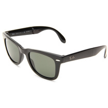 Tb Ray-ban Folding Wayfarer Polarized Sunglasses