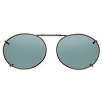 Gafas Capullos Oval 1 Clip-on Gafas De Sol, Tamaño 50 Frame