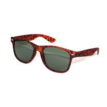 Lentes Gafas De Sol Turtle Carey De Goma Anticaidas Hipster
