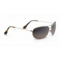 Gafas Maui Jim Hideaways Gafas De Sol Polarizadas Gold / Hc