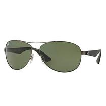 Rayban Rb3526 029/9a Polarizado Verde Clasico !!!