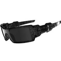 Gafas Oakley De Sol Rig Lifestyle Petróleo Pulido Negro / S