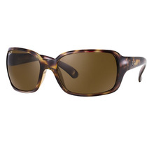Lentes Ray Ban Polarizados Rb 4068 642 57 Carey Italianos