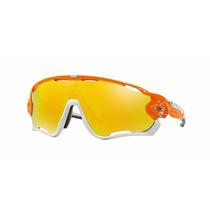 Lentes Oakley Jawbreaker Atomic Orange Original 12 Msi
