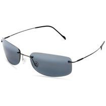 Gafas Maui Jim Lahaina Gafas De Sol Polarizadas Gris, Gris