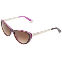 Gafas Juicy Couture Mujer Ju544s Cat Eye Sunglasses Tortuga