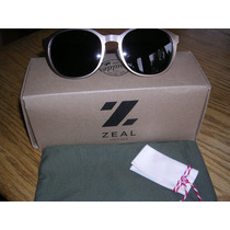 Lentes Zeal Optics Mod. 6th Street By Maui Jim Polarizados