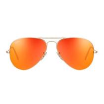Lentes Gafas Ray Ban Aviator Rb3025 Espejado Clasico Aviador