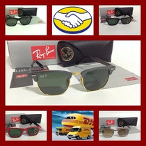 Lentes Originales Ray Ban Club Master