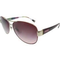 Gafas Coach Sunglasses Style# 0hc /135 [frame: Burgundy / L
