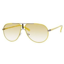 Gafas Carrera Gipsy 6 Sunglasses [(0godtm) Silver Yellow W/