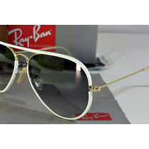 Lentes Ray Ban Aviador Full Color, Club Master, Flahs