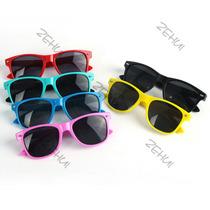 Lentes De Sol Niño Niña Estilo Moda Infantil Sunglasses