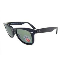 Gafas Ray Ban Rb2140 901/58 Orginal Wayfarer Black / G-15 X