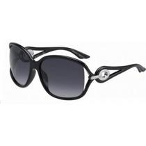 Gafas Dior Volute 2 Sunglasses [d28 Shiny Black, 61mm 16mm