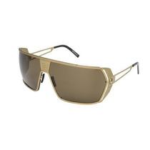 Gafas Dragón Máquina Alianza Sunglasses Dorado, Bronce